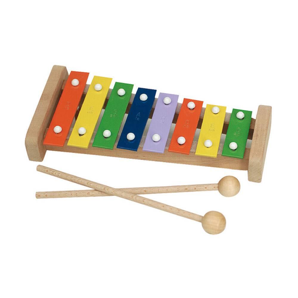 Glockenspiel xylophone