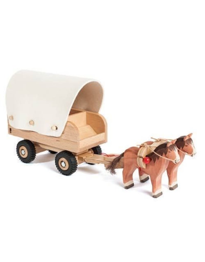 Ostheimer Large Wooden Vehicles by Ostheimer