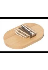 Goki Wooden Kalimba Musical Instrument/Thumb Piano