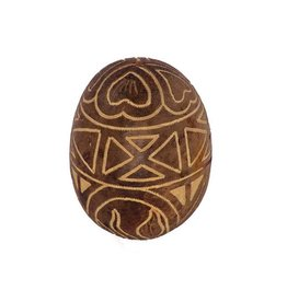 Jamtown Wingo Patterned Egg Shaker - Musical instrument by Jamtown