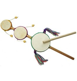 Jamtown Junior Triple Spin Drum - Musical instrument by Jamtown