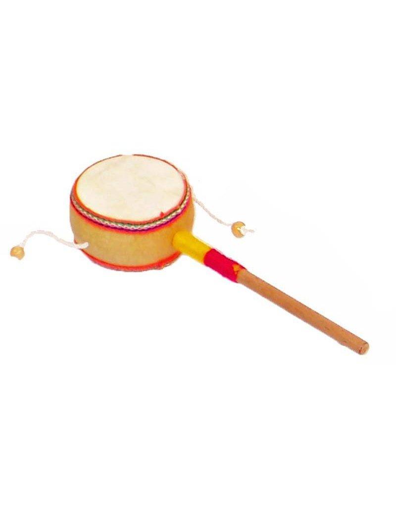 Jamtown Spinner Drum (Monkey Drum) Musical Toy