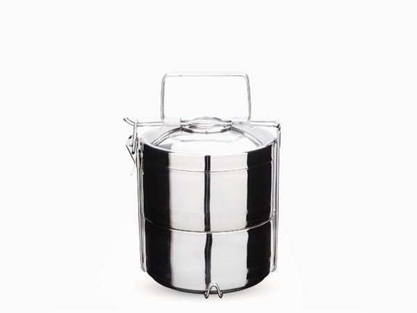 Onyx Stainless Steel Tiffin by Onyx