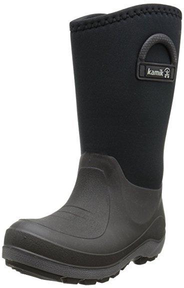 Kamik Neoprene Insulated Waterproof Winter Boots by Kamik (Bluster)