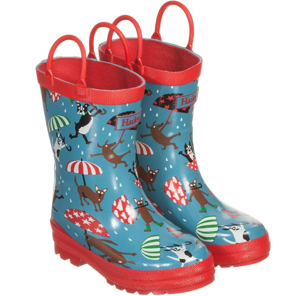"Hatley ""Boy"" Rubber Boots By Hatley"