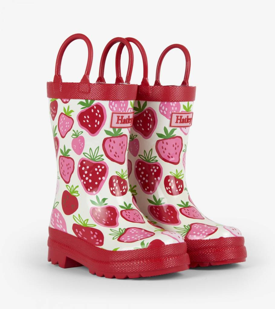 """Hatley """"Girl"""" Rubber Boots By Hatley"""