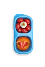 Goodbyn Assorted BPA Free Plastic Snack and Lunch Containers by Goodbyn