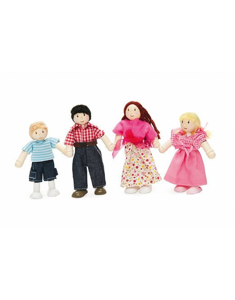 Le Toy Van Dolly Family by Le Toy Van
