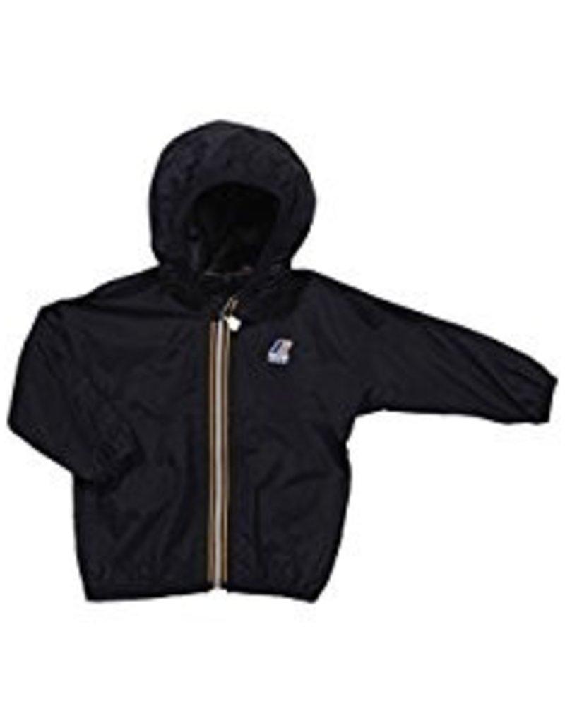 K-Way K-Way Kids Packable Lightweight 3.0 Jacket (Wind + Waterproof)