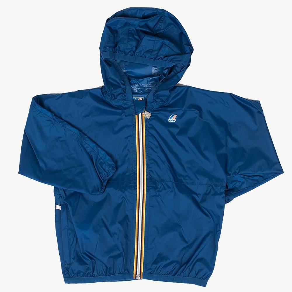K-Way K-Way Kids Packable Lightweight 3.0 Jacket (Wind + Waterproof)