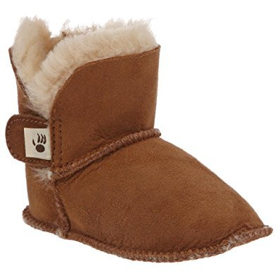 Bearpaw Cottonwood Infant Sheepskin Bootie