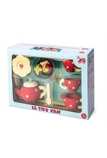 Le Toy Van Honeybake (Honeybee) Wooden Tea Set by Le Toy Van