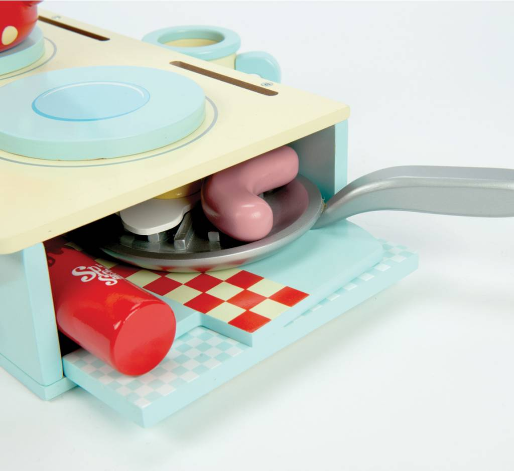 Le Toy Van Camper Mini Stove Set by Le Toy Van
