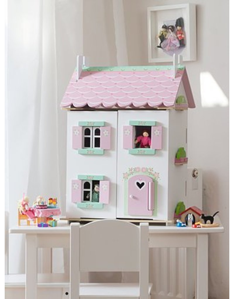 Le Toy Van Sweetheart Cottage Dollhouse by Le Toy Van