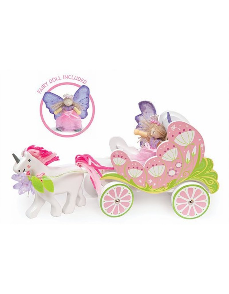 Le Toy Van Carriage & Unicorn by Le Toy Van