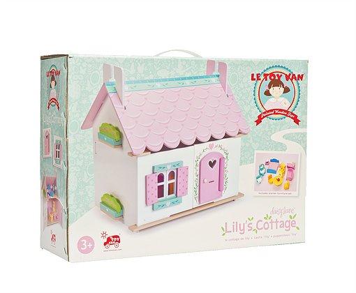 ... Le Toy Van Lilyu0027s Cottage W/ Furniture By Le Toy Van