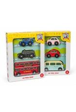 Le Toy Van Retro Metro Car Set by Le Toy Van