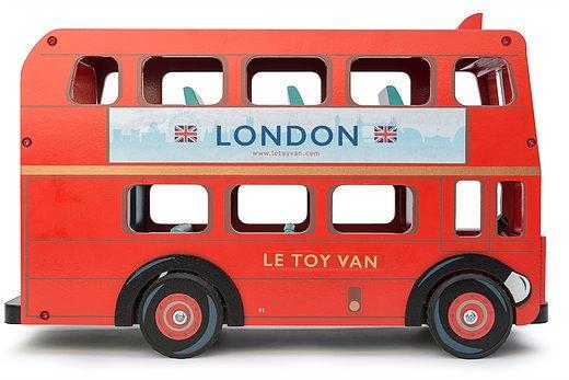 Le Toy Van London Bus by Le Toy Van