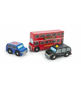 Le Toy Van Little London Vehicle Set by Le Toy Van