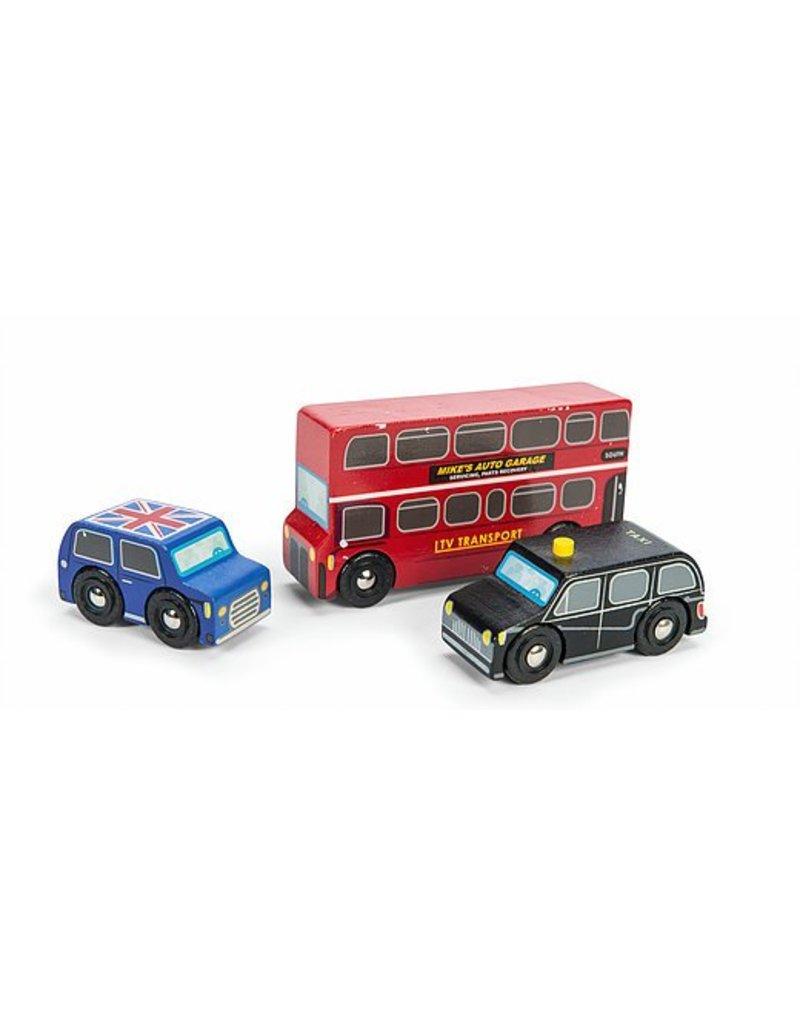 Le Toy Van Little London Vehicle Set by Le Toy Van