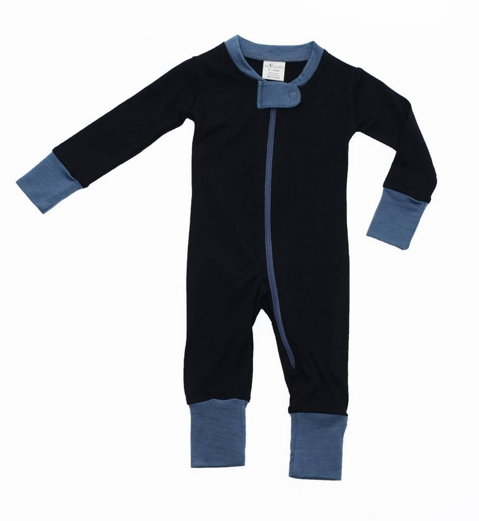 Wee Woollies Merino Wool Zip Sleeper by Wee Woollies (2017)