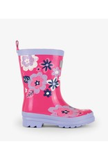 "Hatley ""Girl"" Rubber Boots By Hatley (No Handle)"