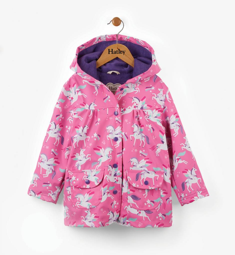 Hatley Girls Rain Coat by Hatley (F17)