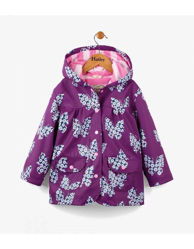 Hatley Girls Rain Coat by Hatley (F17)