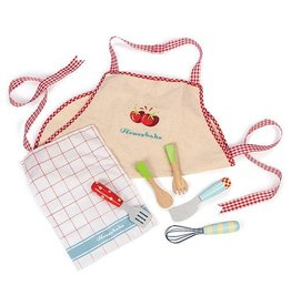 Le Toy Van Apron & Utensil set by Le Toy Van