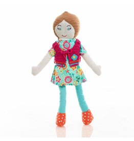 Pebble Rag Doll by Pebble