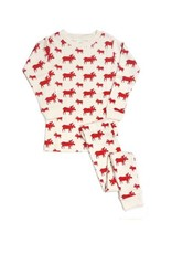 Parade Organic Cotton Pajamas 2-Piece Set by Parade Baby