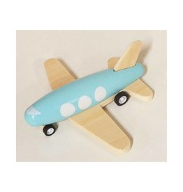 Manhattan Toy Pull-Back Speedy Jet Plane by The Manhattan Toy Company