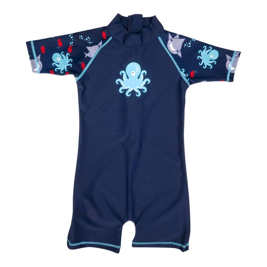BabyBanz One Pieve UV Protection Swim Suit by Babybanz