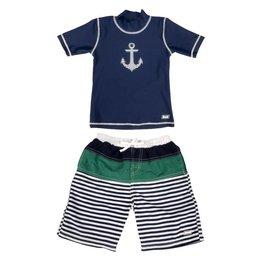 BabyBanz UV Protection 2-Piece Swim Suit by Babybanz