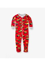 Hatley 100% Cotton Footed Coverall by Hatley