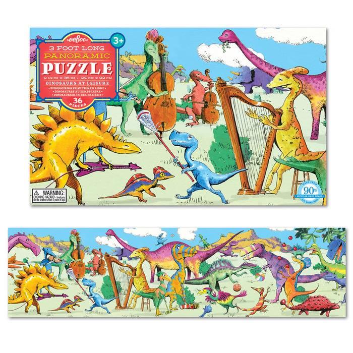 Eeboo 36-Piece Puzzle by Eeboo