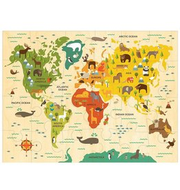 Petit Collage Floor Puzzle 24-Piece by Petit Collage