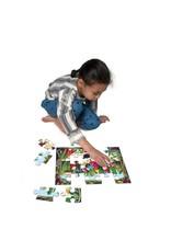 Eeboo Birthday Parade 20-Piece Puzzle by Eeboo
