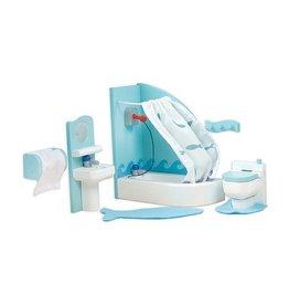 Le Toy Van Sugar Plum Bathroom Dollhouse Furniture Set by Le Toy Van