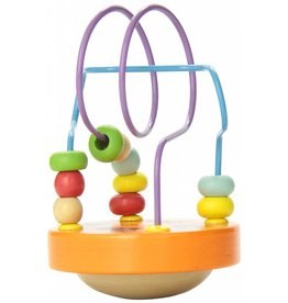 Manhatton Toy Wobble a Round Bead Maze by Manhatton Toy