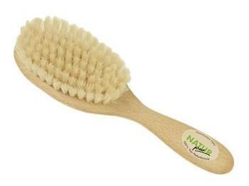 Gluckskafer Children's Hair Brush Pig Hair by Gluckskafer