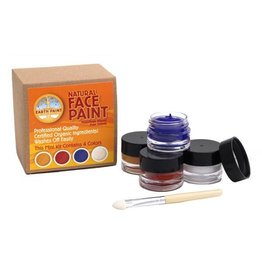 Natural Earth Paint Natural Face Paint Kit (4 Colours)