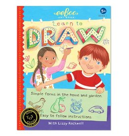 Eeboo Learn To Draw Book by Eeboo