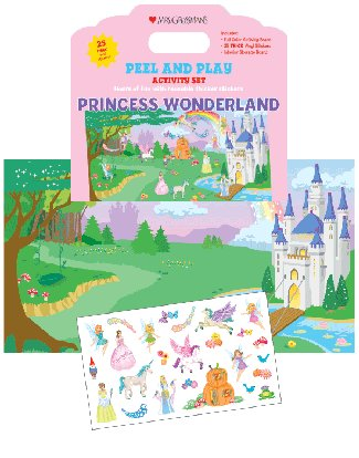 Mrs. Grossmans Peel 'N Play Stickers by Mrs. Grossmans
