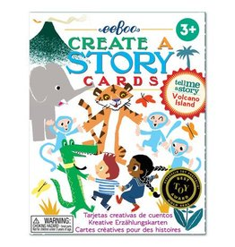 Eeboo Create A Story Cards by Eeboo