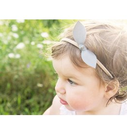 Baby Wisp Leather Knot Headband 2 Pack by Baby Wisp