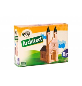 Varis Toys Architect Wooden Building Set by Varis Toys