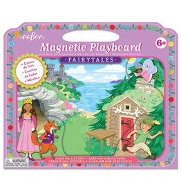 Eeboo Make Me a Story Magnetic Playboard - Fairytales