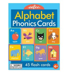 Eeboo Alphabet Phonics Cards