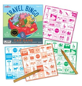 Eeboo Travel Bingo Game